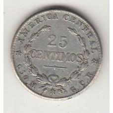 25 сентимо, Коста-Рика, 1924numismatico.ru
