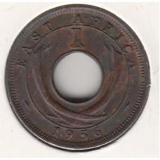 1 цент, Восточная Африка, 1956