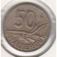 50 геллеров, Словакия, 1944