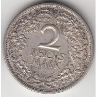 2 марки, Германия, 1926