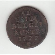 1 лиард, Австрийские Нидерланды, 1777