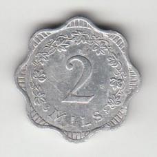 2 миля, Мальта, 1972