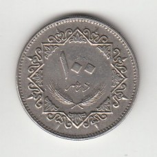 100 милльемов, Ливия, 1975
