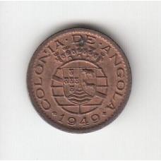 10 сентаво, Португальская Ангола, 1949