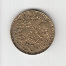 50 франков, Монако, 1950