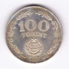 100 форинтов, Венгрия, 1970
