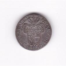 10 сольдо, Сардиния, 1796